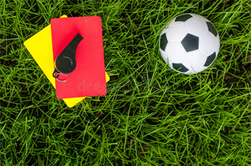 soccer-players-outfit-green-field-lawn-stadium-referee-red-yellow-card-football-ball-72771492.jpg
